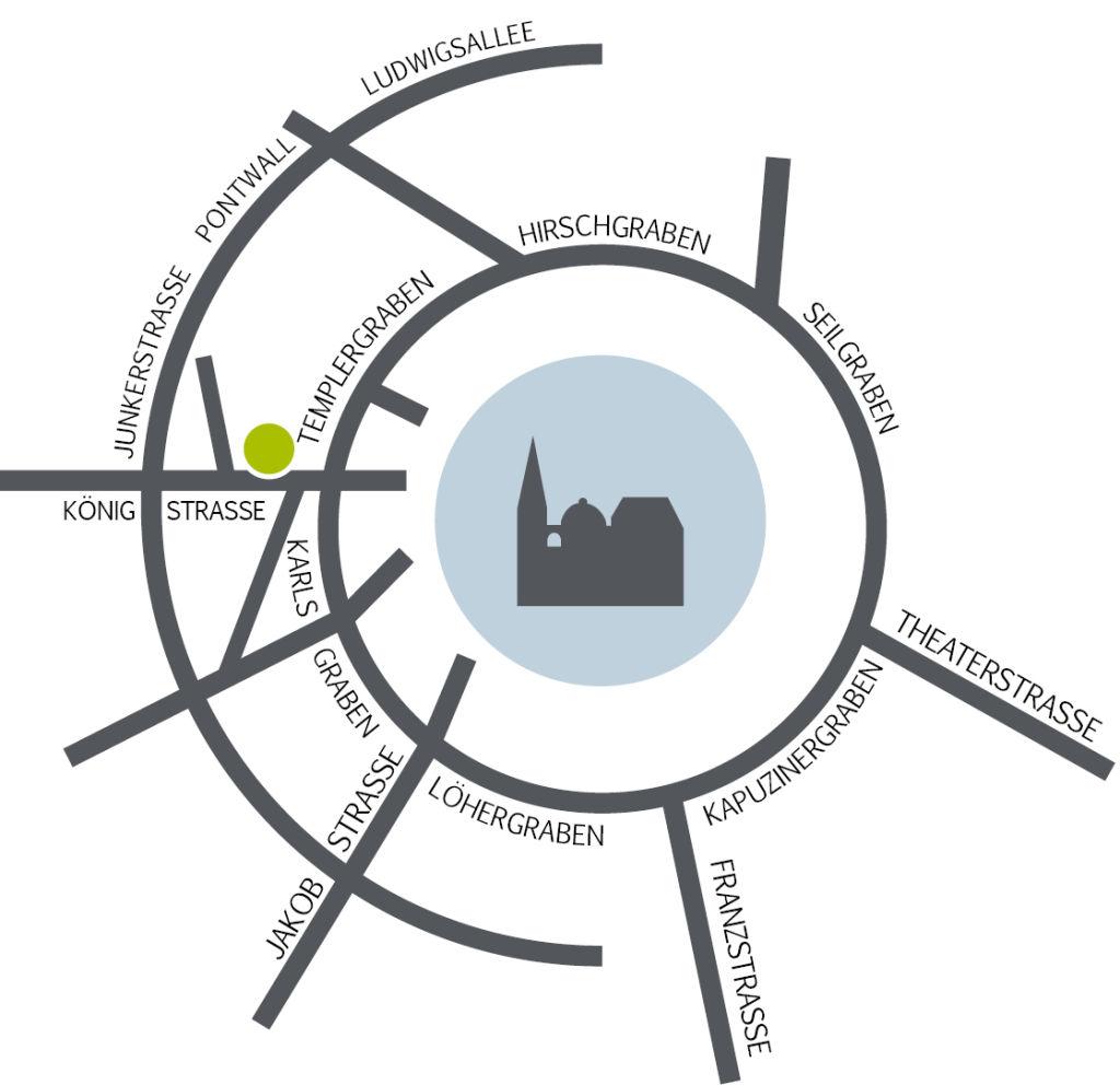 Aachen Karte Stadtteile.Kontakt Hein Immo